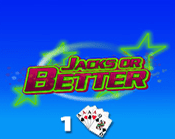 Jacks or Better 1 Hand