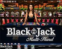 Blackjack Multi Hand 3D