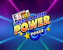 Jacks or Better Power Poker